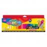 Plastelina kwadratowa Colorino Kids, 18 kolorów (42659PTR)